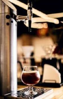 Nitro кофе
